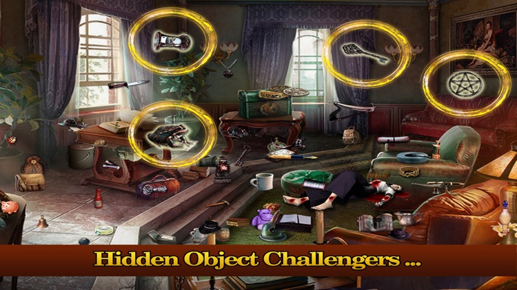 Mystery Manor screenshot-4