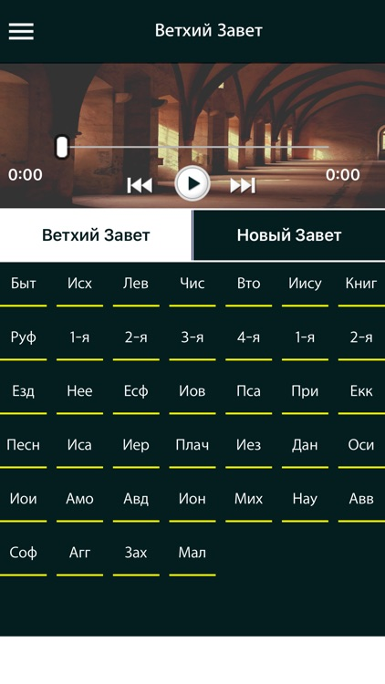 Russian Bible with Audio - Библия с аудио