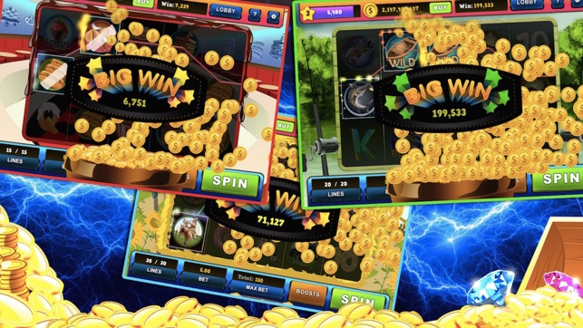 Vegas style casino slots online real gambling