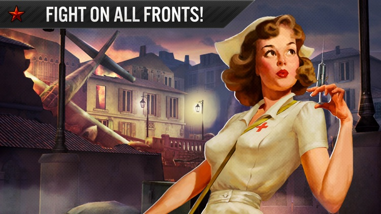 Frontline Commando: WW2 Shooter screenshot-3