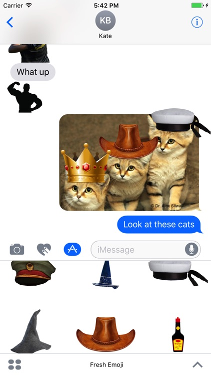 Fresh Emojis screenshot-1