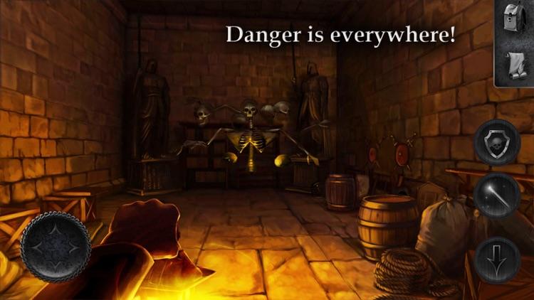 Slender Man Origins 2 Saga Free: Real Horror Story screenshot-3