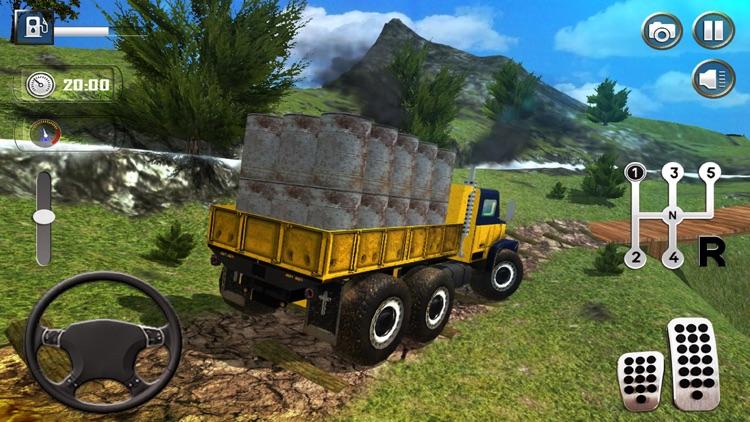 Extreme Truck Driver Simulator screenshot-3