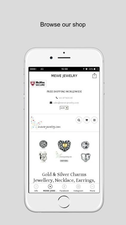 MEWE jewelry screenshot-3