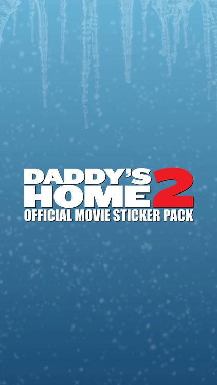Daddy's Home 2: Sticker Pack