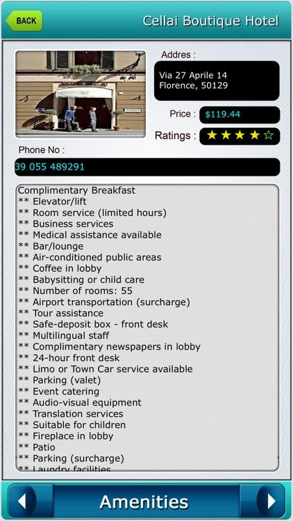 Florence City Map Guide screenshot-3