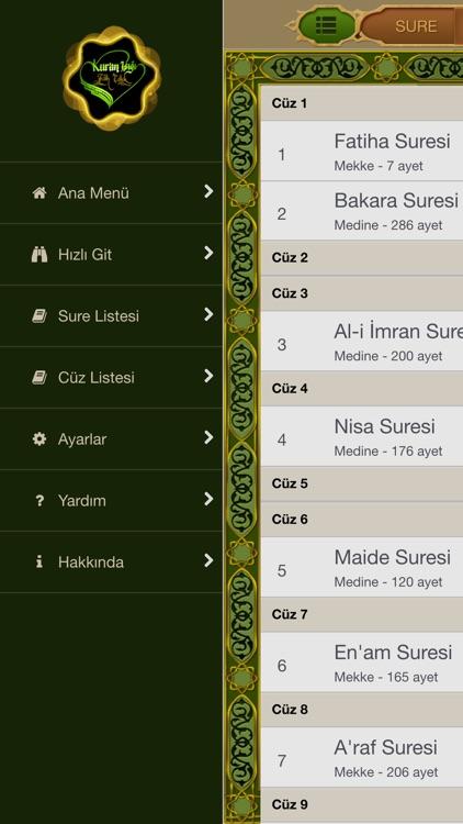 Kur'an Işığı screenshot-3