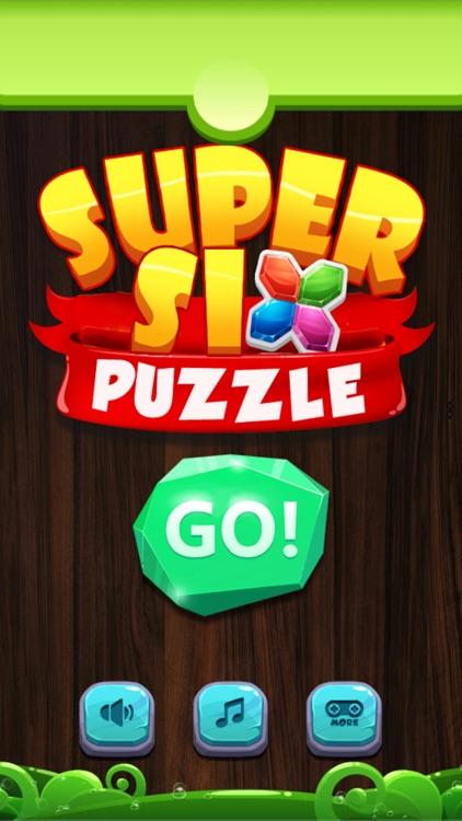 Super Six Puzzle
