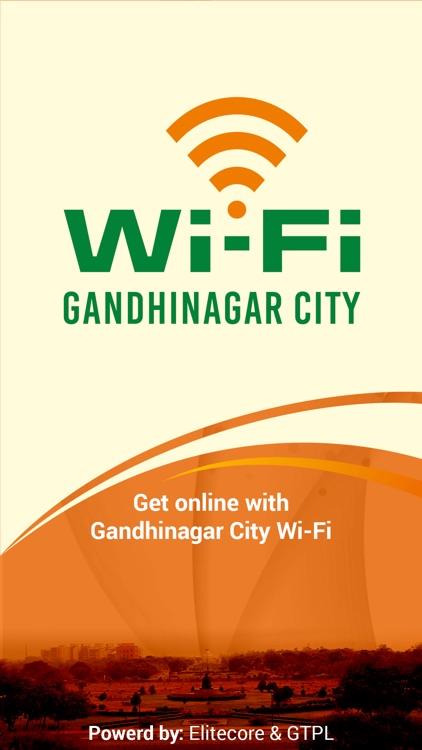 Gandhinagar City Wi-Fi screenshot-0
