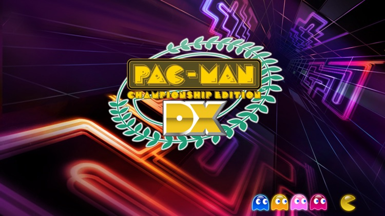 PAC-MAN CE DX screenshot-0