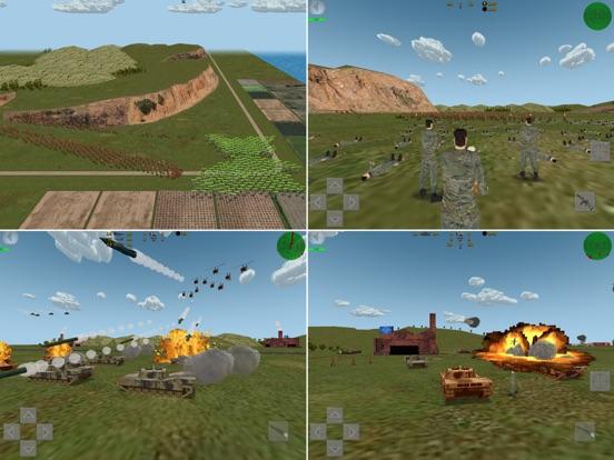 Скачать Tank Island 3D - Strategy game