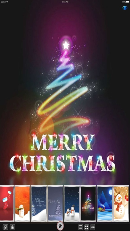 christmas  wallpaper - background themes screenshot-4