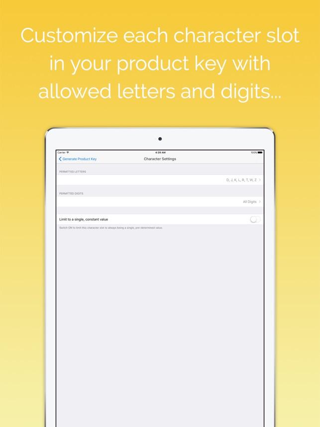 Product Key Generator