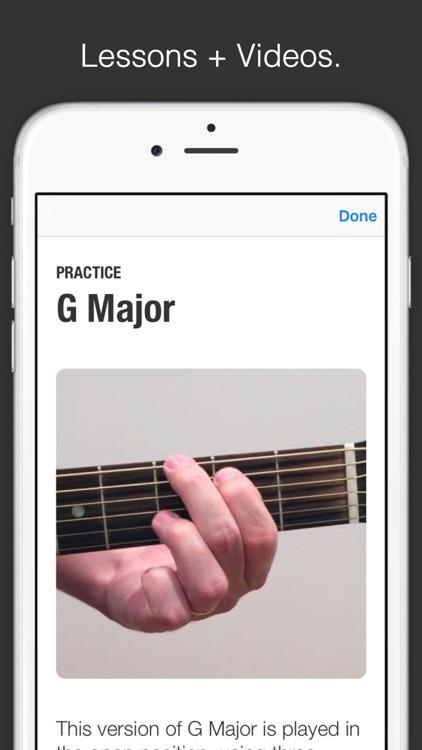 ChordBank  -  Guitar Chord App