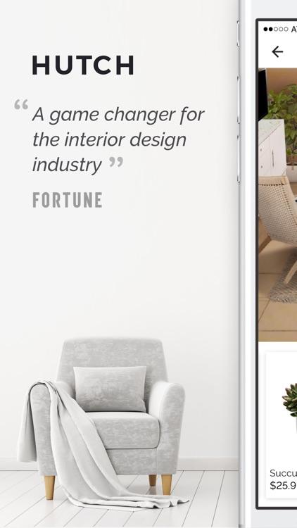 Hutch - Furniture and Interior Design app image