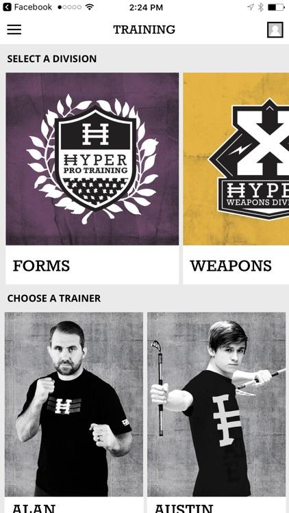 Hyper Training Lab