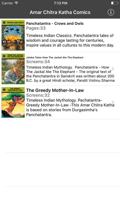 Panchatantra Digest -  Amar Chitra Katha Comics