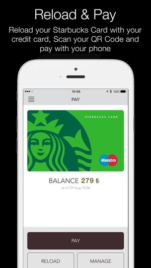Starbucks Turkey Screenshot