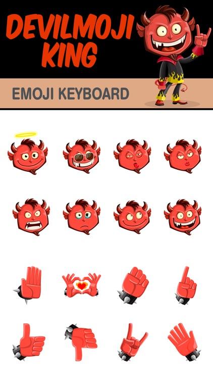 DevilMoji - King Edition screenshot-0