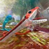 神奇蛇蛇酷跑之卡通动物园大作战