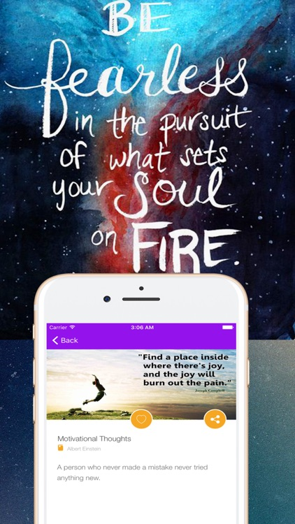 Motivational & Inspirational Quotes For Motivation screenshot-3