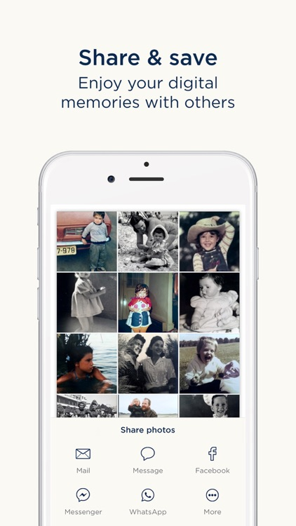 Scanner App by Photomyne: Scan & Auto-Crop Photos app image