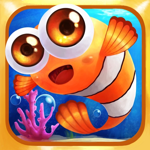 Fish adventure by ace legends for Fish io games