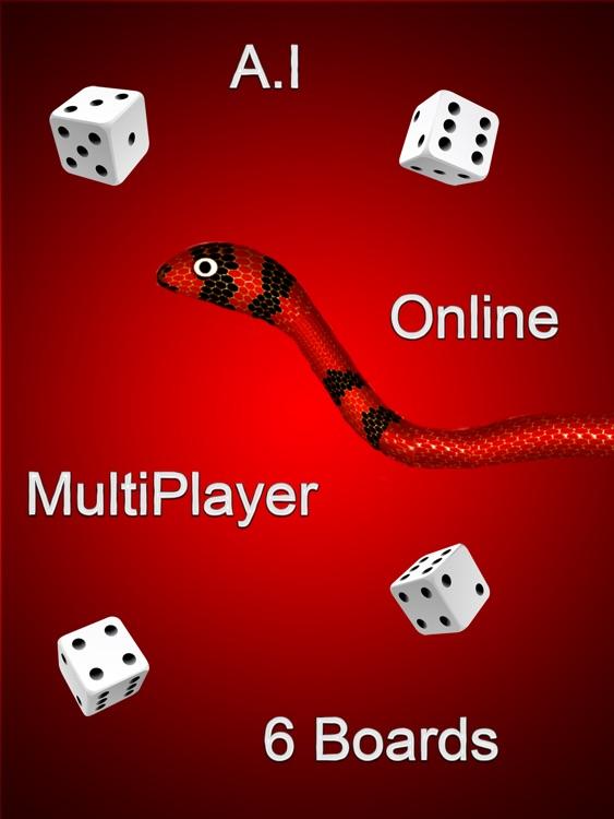 Snakes & Ladders Game Online Lite HD