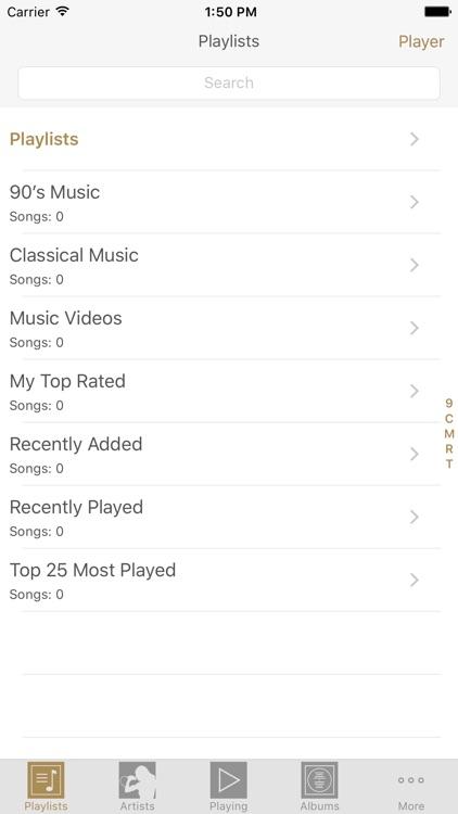 Studio Music Player Pro | 48 band eq + lyrics screenshot-4
