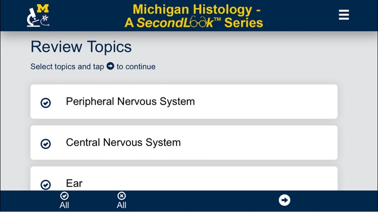 Histology - Nervous System screenshot-0