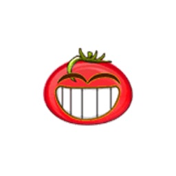 FoodMoji -  Red Tomato