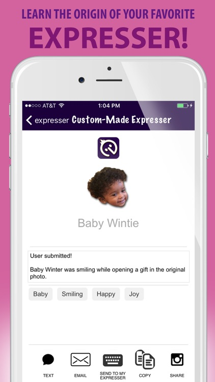 Expresser - Create Personalized Stickers & Emojis