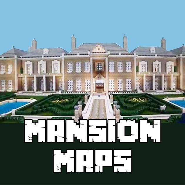 FREE Mansion & City Maps For Minecraft PE MCPE On The App