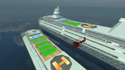 Cruise Ship Boat Parking Simulator 2017 screenshot 2