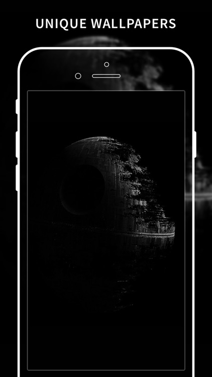 Wallpapers for Star Wars HD screenshot-3