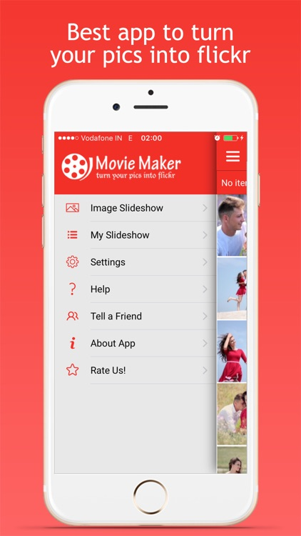 Movie Maker - Music Videos App