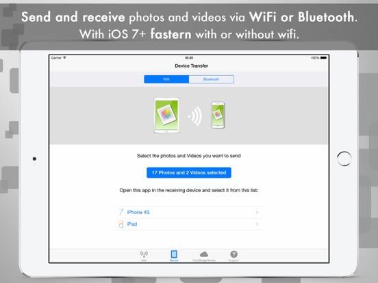 Screenshot #3 for Easy Photo & Video Transfer