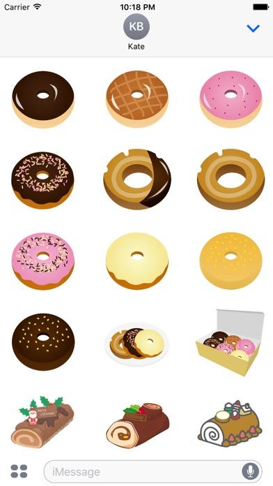 我想吃 貼紙的糖果屏幕截圖2