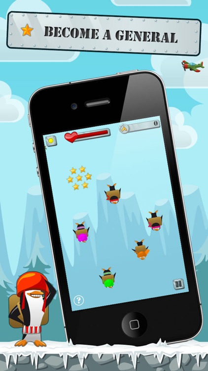 Penguin Airborne screenshot-1