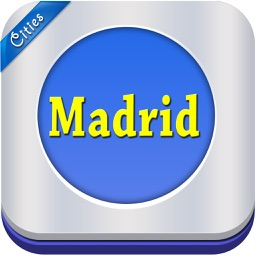 Madrid City Map Guide