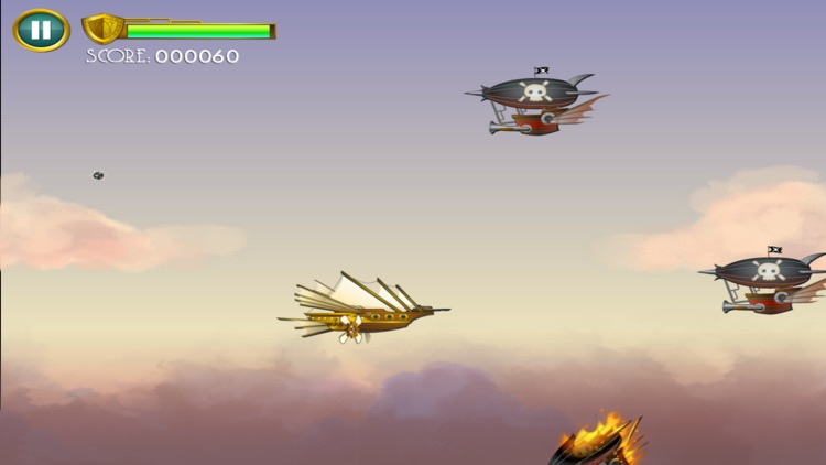Airship Squadron Defender screenshot-2