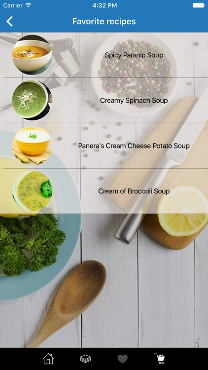 Soup Recipes for You! screenshot-2