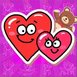 Valentine Day - best stickers for iMessage