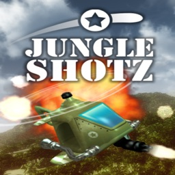 Attack Heli - Jungle Shotz