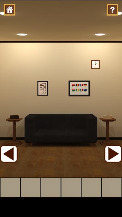 Living Room - room escape game -