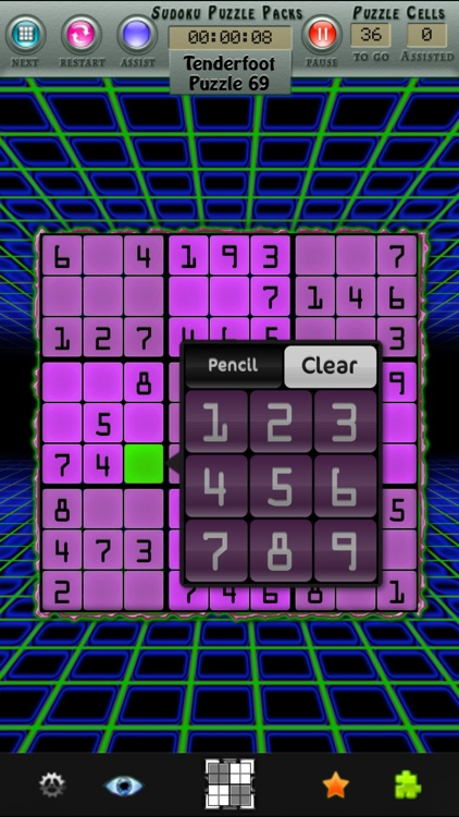 Sudoku Puzzle Packs screenshot-1