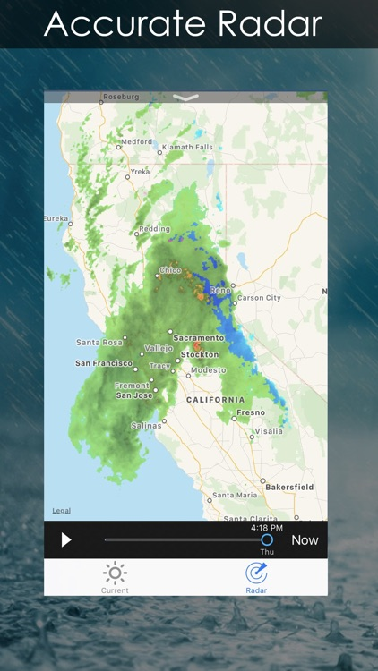 Weather Radar + Forecast