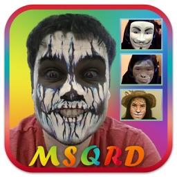 Masquerade Camera Photo Editor - Pics Effects