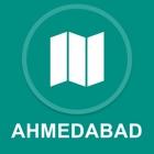 Ahmedabad, India : Offline navigazione GPS icon