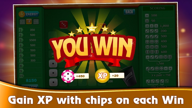 Farkle Casino - FREE Dice Game screenshot-3